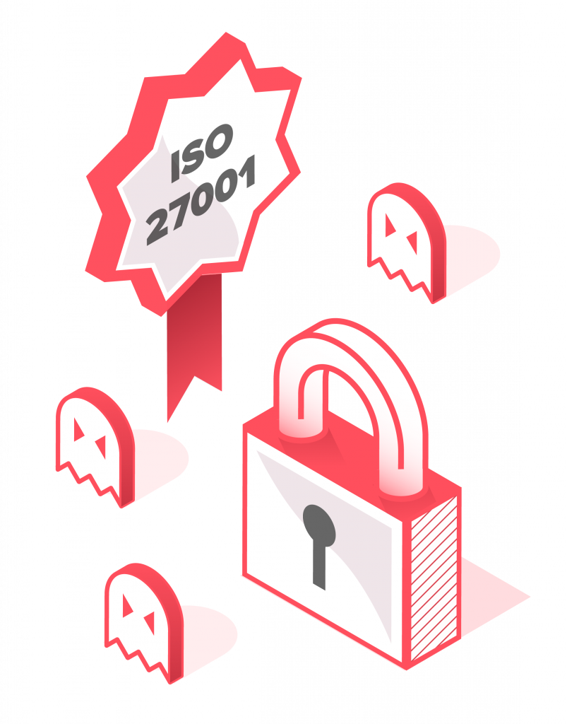 Cyber Essentials and ISO27001 Accredited.